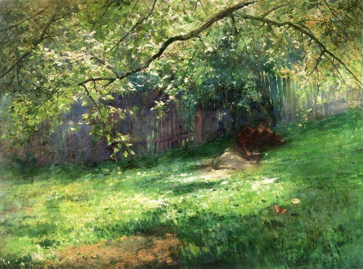 Under Trees IIIAntonín Slavíček1895