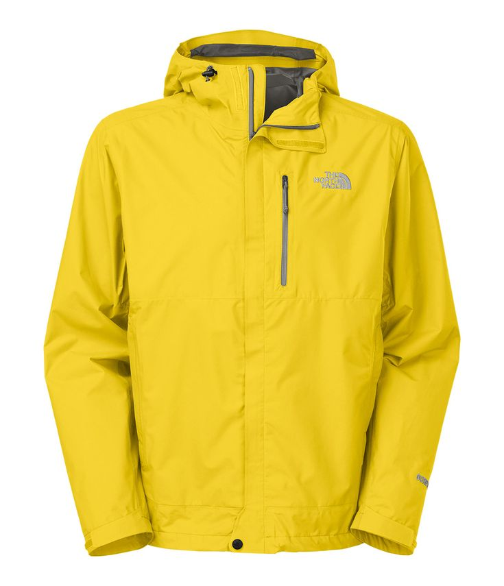 North Face Dryzzle Jacket Men's - Waterproof yet breathable this jacket is the best choise for the most active of us.