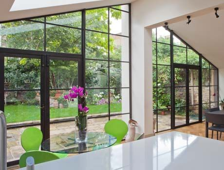 Nice A Gallery Of Some Of Our Range Of Metal Windows In Various Properties.
