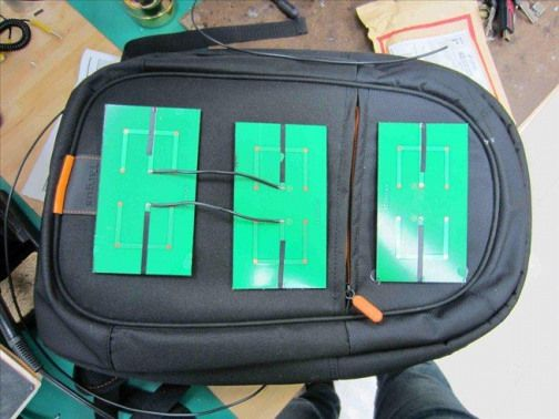 DIY Portable Power Pack: Turn Your Backpack into a Solar-Powered Gadget Charger …