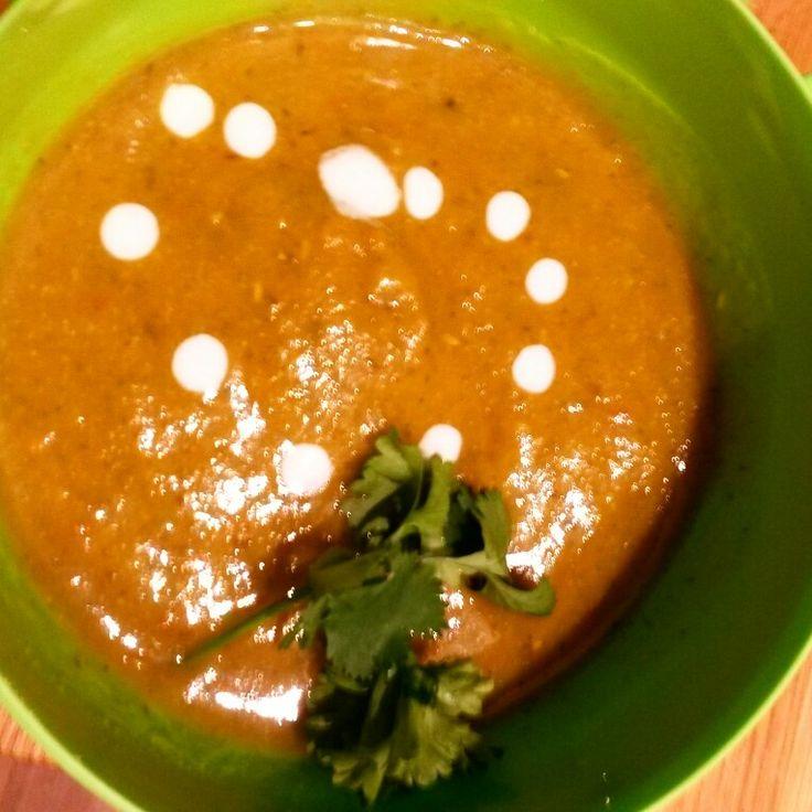 #oriental #soup #vegan