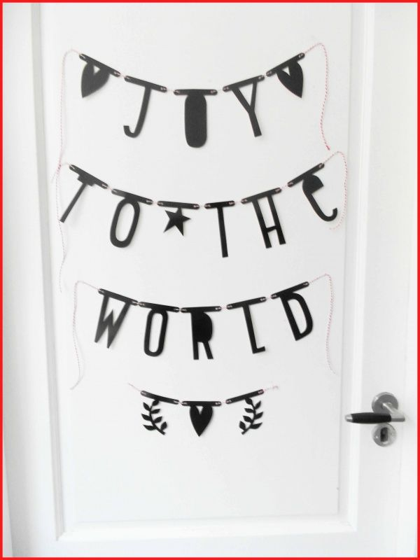 #Wordbanner #tip: Joy to the world - Buy it at www.vanmariel.nl - € 11,95