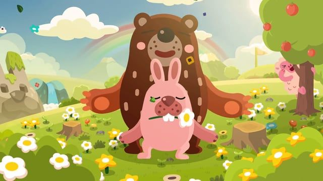 Title : POKOPOKO for Kakao Trailer movie  Date : 09 June 2015  Client : NHN ent.   Agency : delpic  Running time : 00:00:56   Credits  Creative Director : Hong Jeongwon   Design :  Hong Jeongwon ,Park Sungwoo, Lee Dahye, Yu Hyeji  2D & 3D Animation :  Hong Jeongwon ,Park Sungwoo, Jin Junggon  Sound : NHN ent.  delpic.com  델픽 디자인스튜디오 & NHN ent. All right reserved.