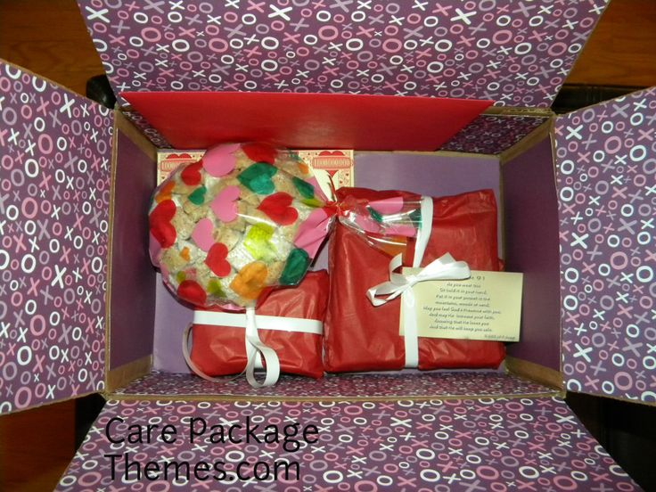 Valentines day care package care package for Nice things to do for valentines day