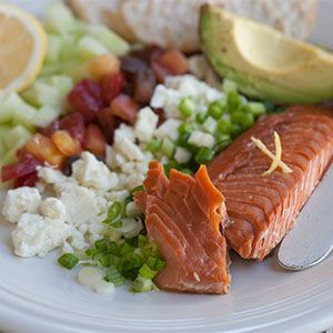 Farmison recipes for salmon