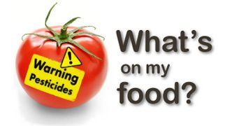 What's on my food?