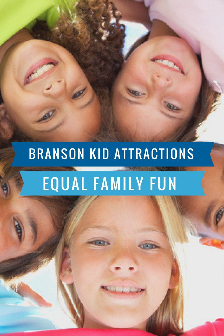 "Searching for Branson kid attractions? This summer, take advantage of all of the things to do in Branson and your kids won't have time to say ""I'm bored."