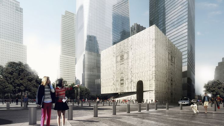 RONALD O. PERELMAN PERFORMING ARTS CENTER AT THE WORLD TRADE CENTER  New York, New York   CLIENT Ronald O. Perelman Performing Arts Center at the World Trade Center  PROGRAM Performing arts center, including three auditoria (499-, 250-, and 99-person)which can combine to form seven additional arrangements, and a rehearsal room—all eleven of which can adopt manifold stage-audience configurations; flexible front- and back-of-house circulation that can create diverse patron e...