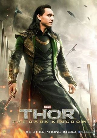 """The movie should be called """"Loki and his brother""""."""