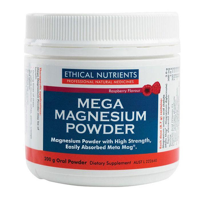 Ethical Nutrients Mega Magnesium - Powder