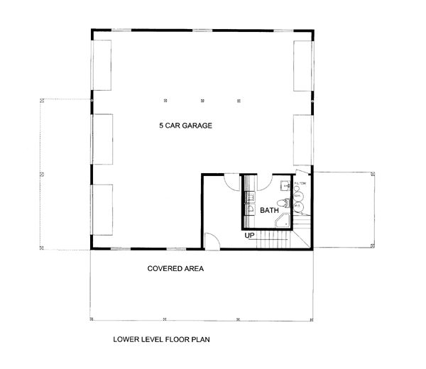 Garage Plan 95826 At Familyhomeplans Com: 19 Best Lake House Over Garage Images On Pinterest