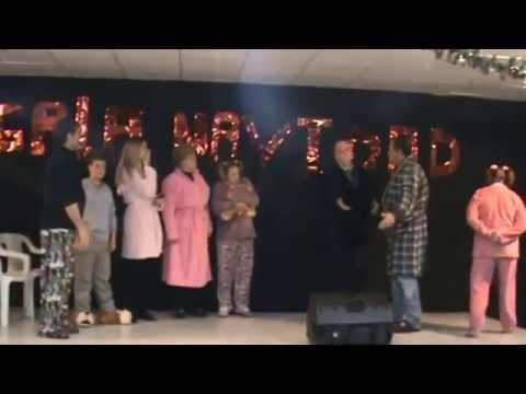 Obra De Teatro El Vernadero Regalo De Navidad Iglesia Betania Isla Cristina 23 12 2014 - Sana Doctrinas