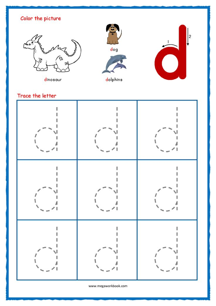 41+ Small letter tracing worksheets pdf ideas