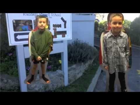 Hands-On Homework maori lang week puppet, and link to 100 words in te reo maori