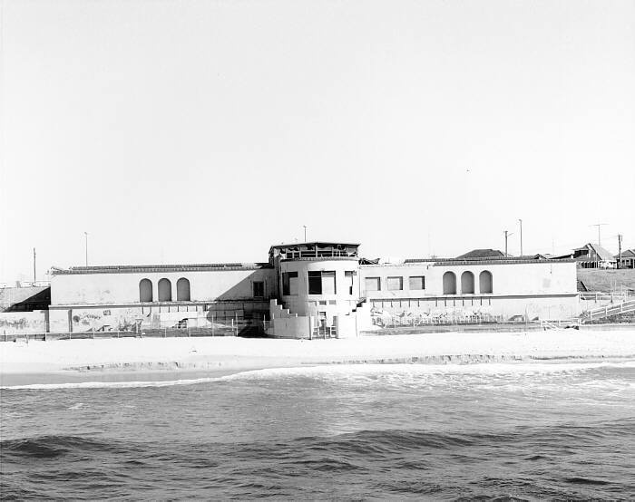 Bar Beach Pavilion, before it was demolished.  - click through to view comments on this photo