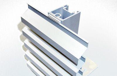 Lamellenwanden / Aluminium gevelbekleding : Nederland ...