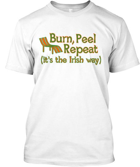 The #Irish Way #sunblock  Stay protected in the sun!