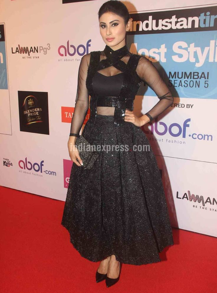Mouni Roy at Hindustan Times Most Stylish Awards 2016. #Bollywood #Fashion #Style #Beauty #Hot #Sexy #Bengali