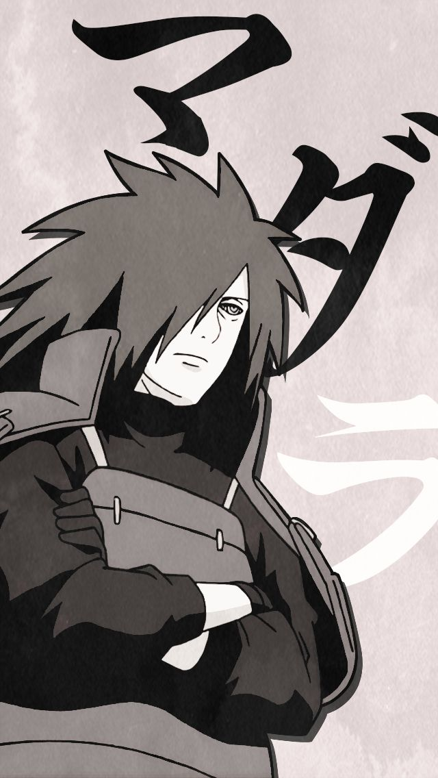 Madara Uchiha... Suitable for background ...