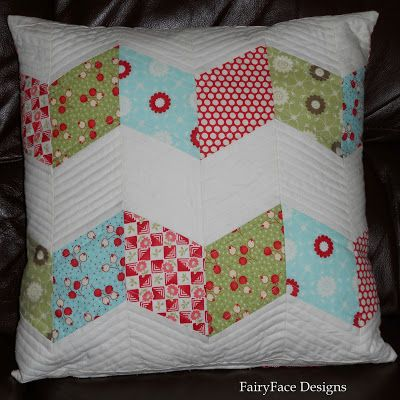 Grátis Patterns acolchoado travesseiro - 15 grandes padrões - wow eu gosto disso