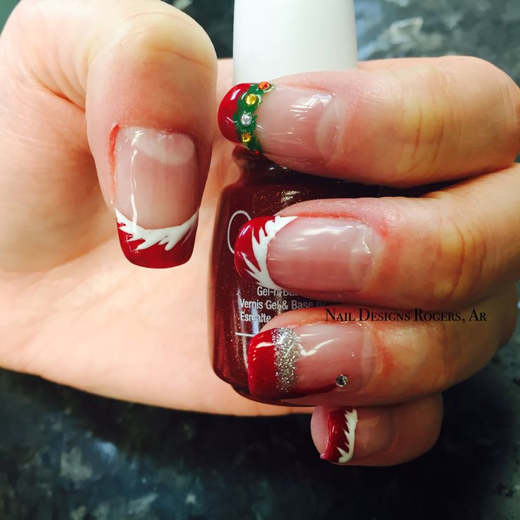 Christmas Nails Shellac: 17 Best Images About Shellac Nails On Pinterest