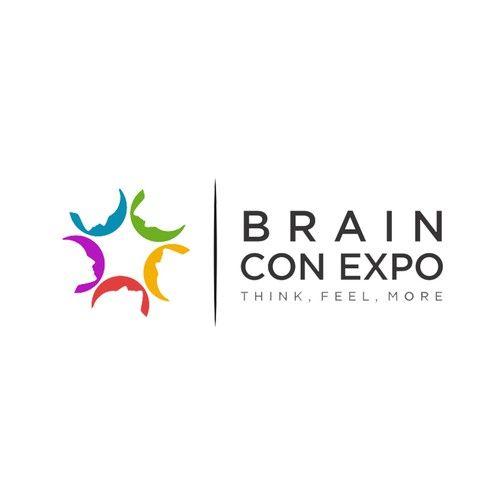 Logo for state-of-the-art nonprofit! 🌟 Help revolutionize Brain Con Expo Design by bitdesigns