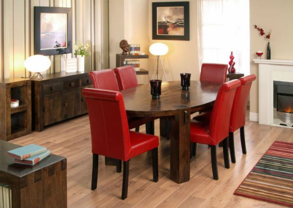 choose your unique dining table and 6 chairs - Wooden Dining Room Chairs