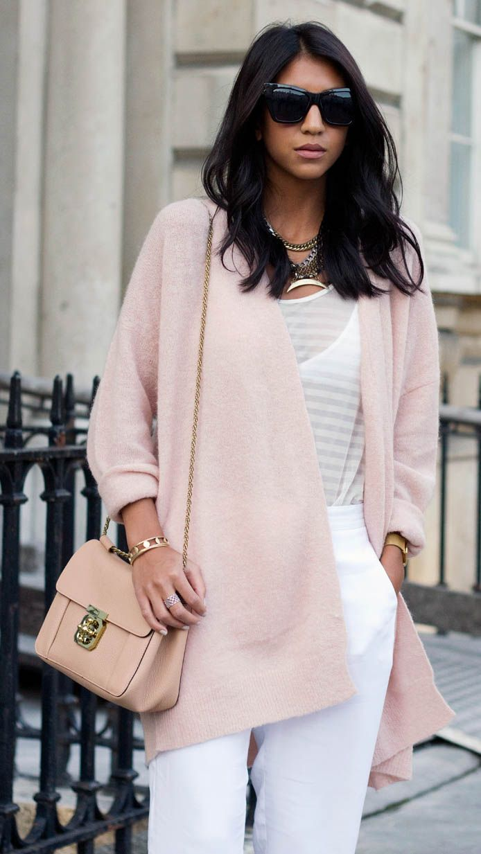 39 best chunky comfy cozy pink cardigan sets images on Pinterest ...