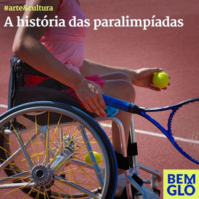 Vem com a gente saber mais sobre as Paralimpíadas e sua história. Descubra de onde surgiu este evento em mais um Arte&Cultura.