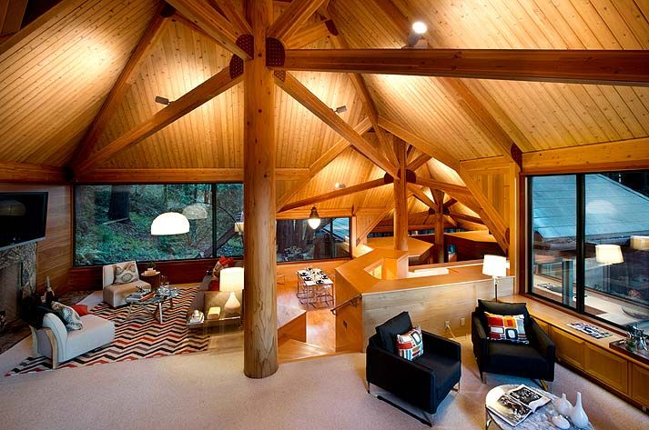 Tree House Masters Interiors Living Room Lounge