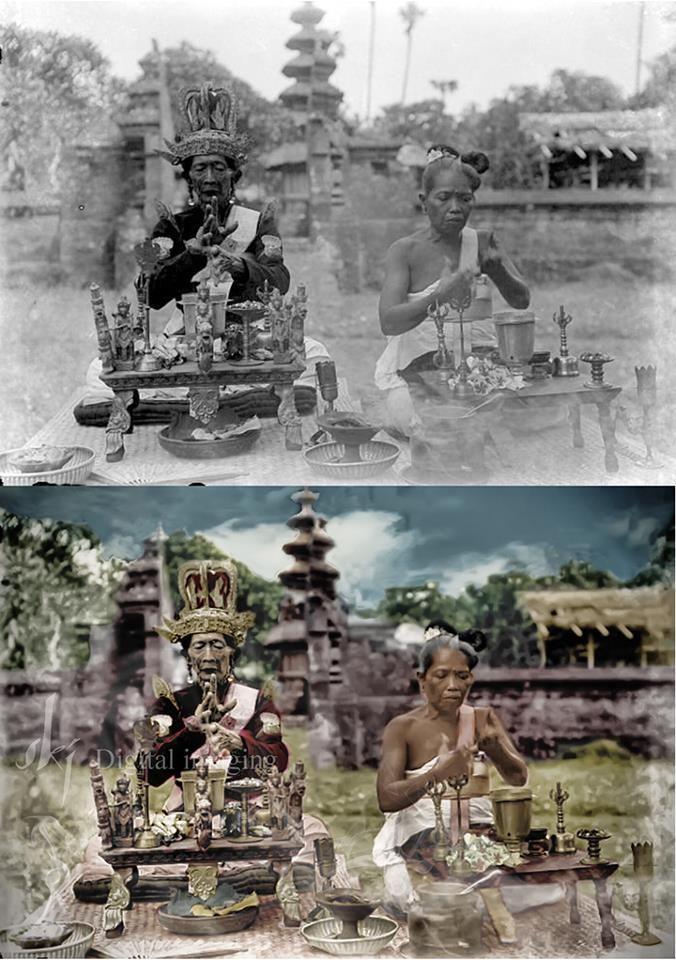 Pandita Budha, Tahun 1920