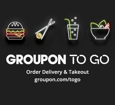 Groupon Launches Its Own Food Delivery Business To Go