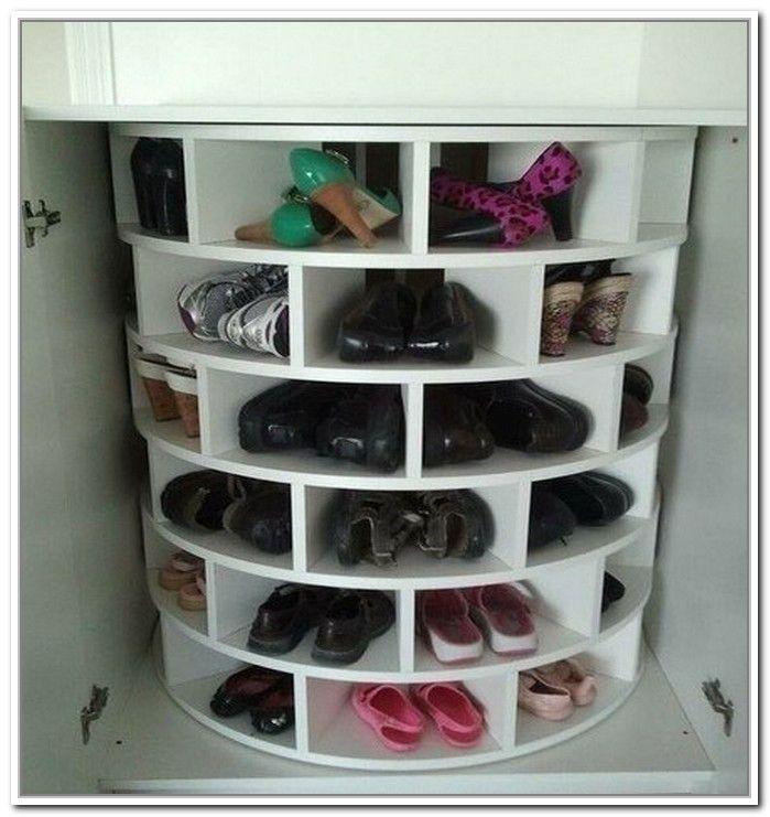 Creative Shoe Storage Ideas On A budget
