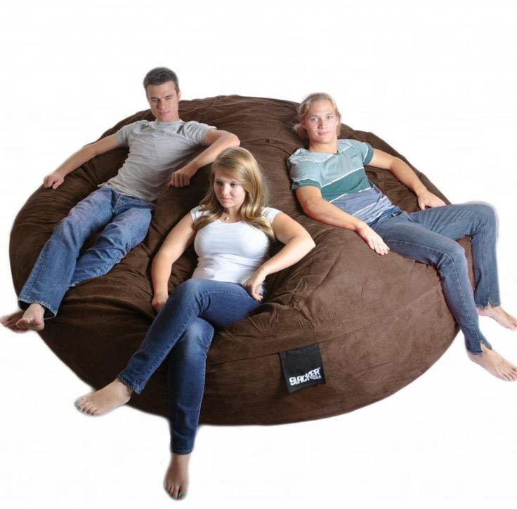 how to make a huge bean bag