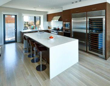 Puget Residence kitchen