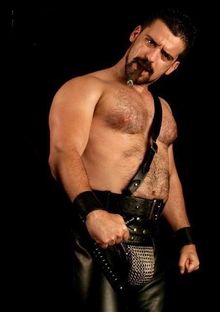 Leather Men Porn 110