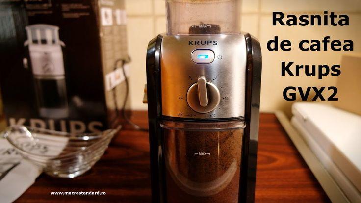 Rasnita de cafea Krups GVX2