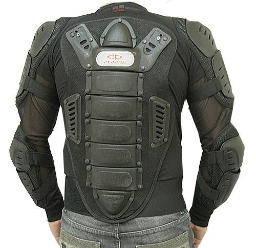 Features: - Breathable Mesh Chassis - Elastic Adjustable Straps - Impact Absorbing Articulated Back Plastic - Low-Profile To Fit Under Most Jackets - Form-Fitting Chassis Stays In Place - Abrasion Res