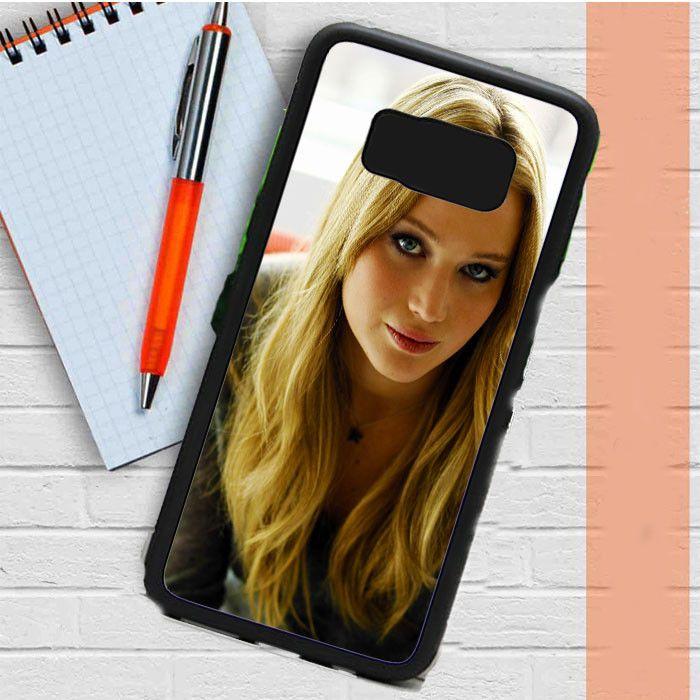 Jennifer Lawrence Samsung Galaxy S8 Plus Case Dewantary