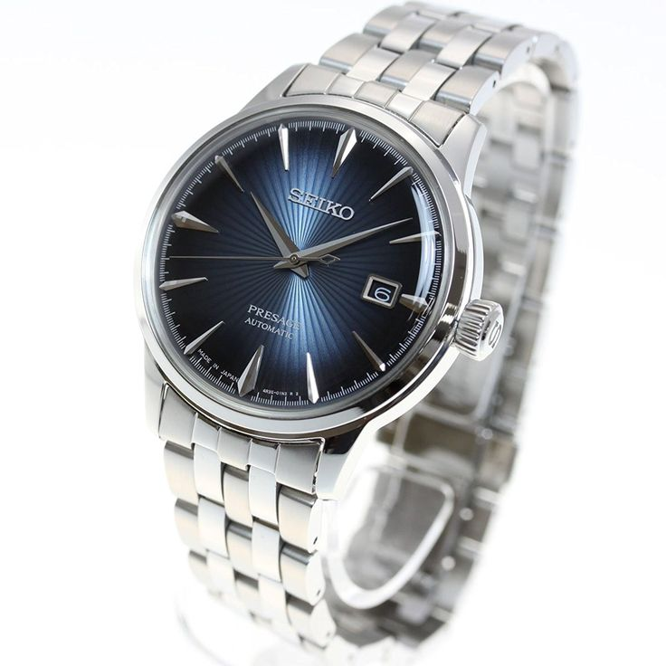 Amazon.com: SEIKO PRESAGE BASIC LINE SARY073 MENS MADE IN JAPAN: Clothing