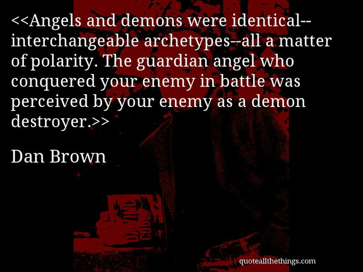 Angel And Demon Love Quotes: Best 25+ Demons Quote Ideas On Pinterest