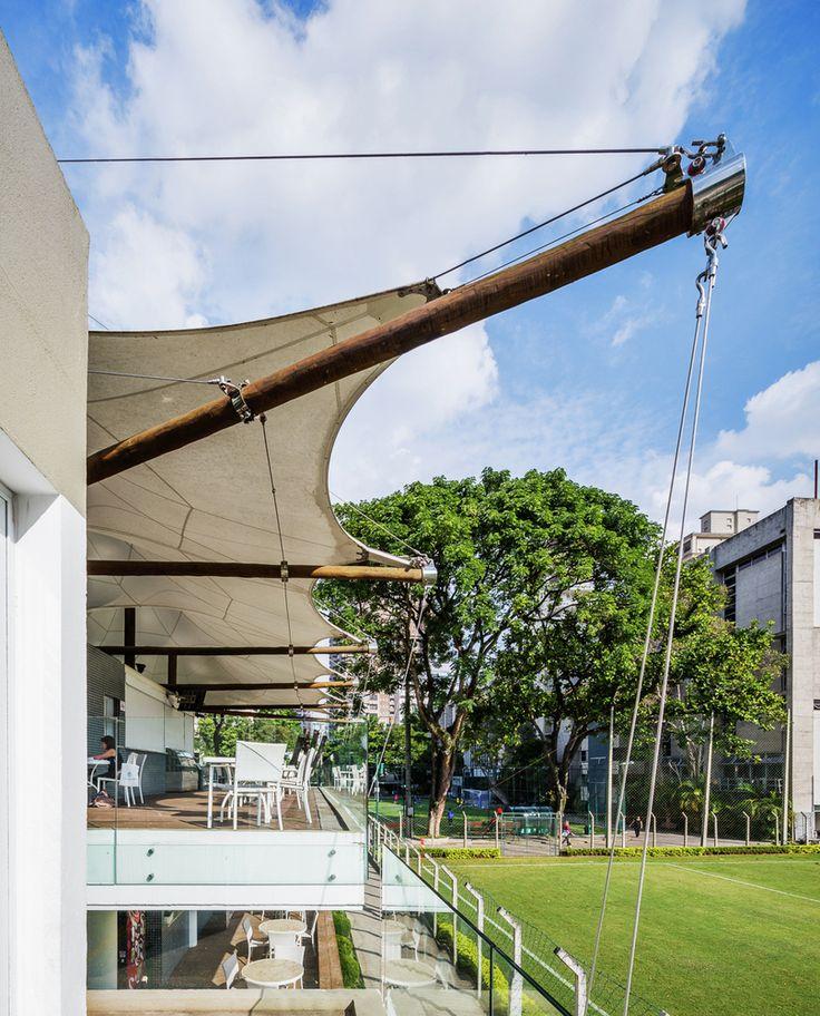 Galeria de Bar do Futebol Clube Pinheiros / Bacco Arquitetos Associados – 3