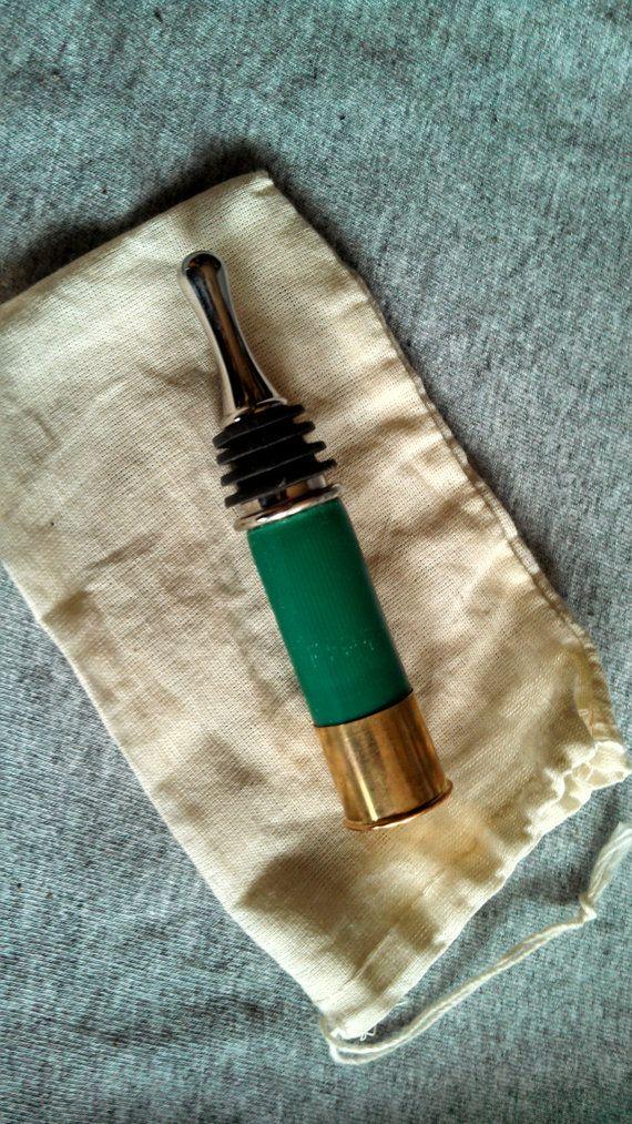 12 Gauge Shotgun Shell Wine/Bottle Stopper by TwoRiversTradingCo