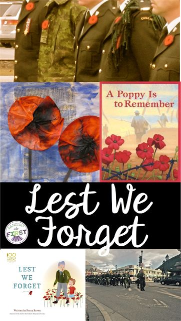 Remembrance Day activities, stories, lessons, and videos for the early years.