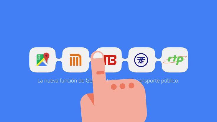 Google Transit en la Ciudad de México