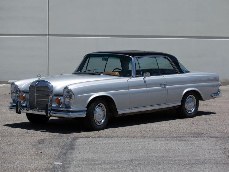 Mercedes benz 300 se coupe w112 1962 67 mercedes benz ag for 1962 mercedes benz