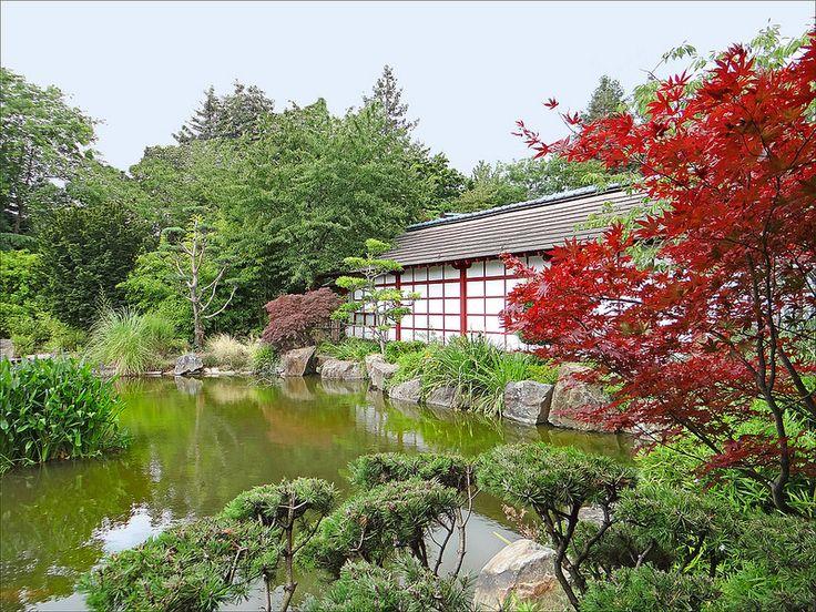 Les 29 meilleures images propos de le voyage nantes for Jardin japonais nantes