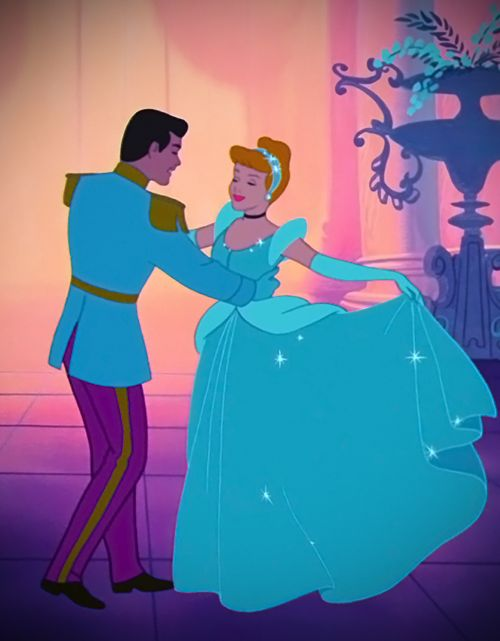 Cinderella and Prince Charming | Disney | Pinterest ...
