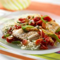 Easy, healthy 20-minute meals!