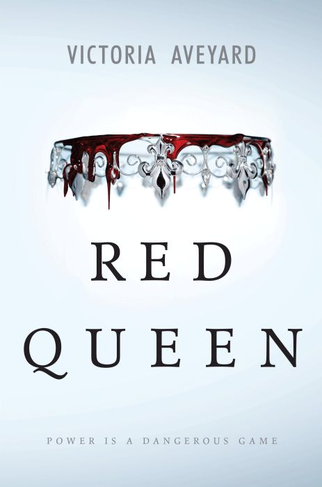 Red Queen cover! Read this book cover to cover!!! So amazing! Definitely a high recommendation!